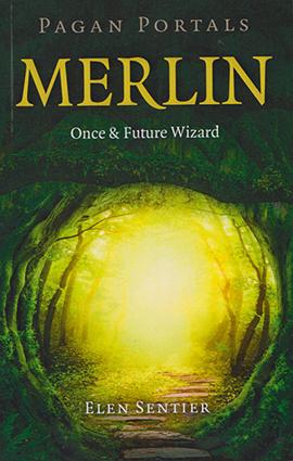 Merlin by Elen Sentier