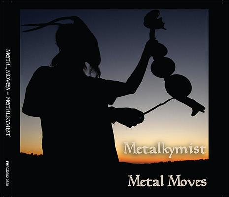 Metalkymist by Steve Hubback